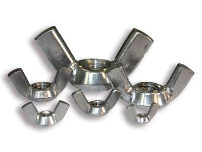 Wing Nuts American Form - Similar ANSI B 18.17