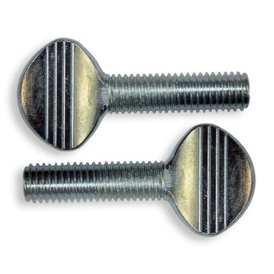 Thumb Screws Metric - Steel