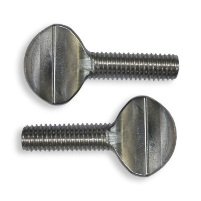 Thumb Screws Metric - Stainless Steel