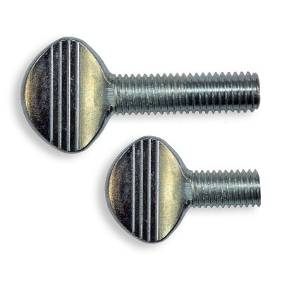 Thumb Screws Inches - Steel