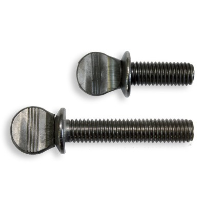 Thumb Screws with Shoulder Inches
